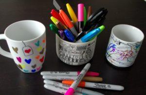 Nos mugs et pots customisés