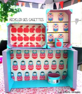 DIY : recycler des cagettes (cadeau inside)