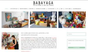 Babayaga, voir en grand la déco des enfants