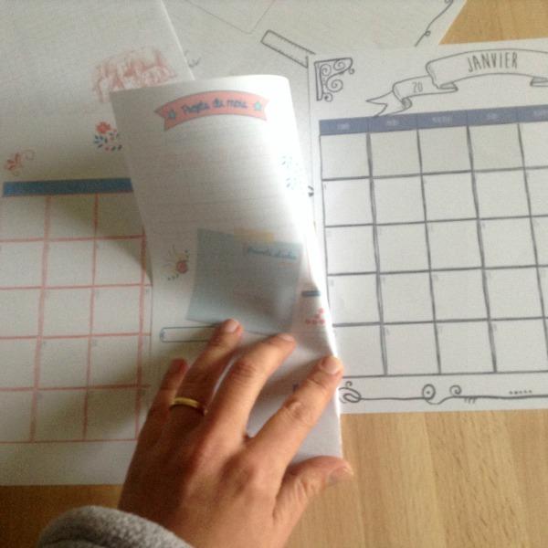 pliage-planificateur-organiseur