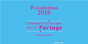 [Résolution 2016 ] Continuer à les saouler sur le partage
