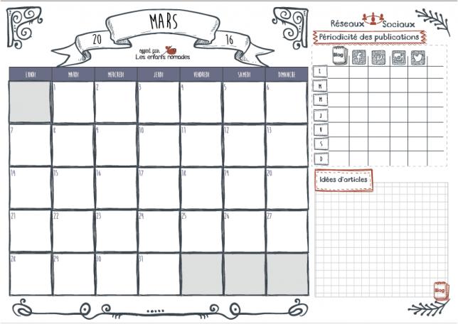 Mars version doodle - Recto