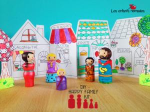 [DIY] Happy Family Kit