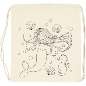 Custo : sac à dos Sirène & magnets