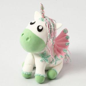 A – Modelage – Licorne Verte