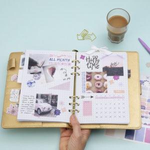 31 janvier : [Carnet Créatif] Démarrer son carnet