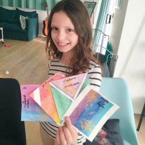 [plateau créatif 5 -14 ans] créer des cartes