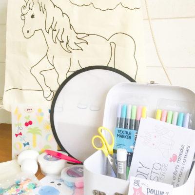 Mallette de survie – Les Licornes