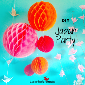 [DIY Party] Japan Party