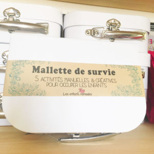 Mallette de survie – Pirates