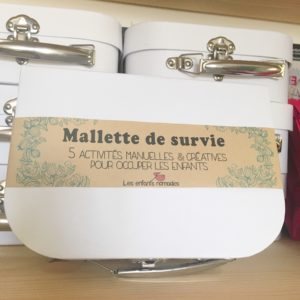 A – Mallette de survie – Sirène et Licorne