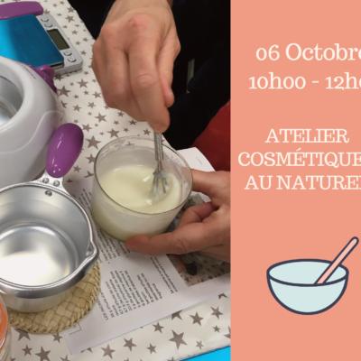 06 octobre : [Cosmétiques] Soin de la peau : crème de jour et lotion