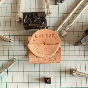 30 janvier : atelier cuir
