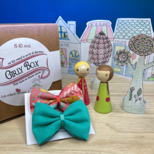 B – Girly Box : Best Friends